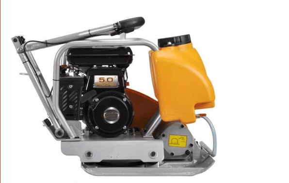 Petrol Engine Vibratory Plate Compactor 3HP Walking Hydraulic Plate Compactor