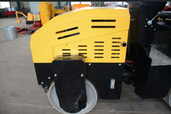 Advance Design Static Road Roller , 15L Water Tank Volume Compactor Road Roller